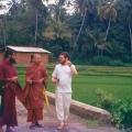 Nirmal, B. Kassapa, peter unterwegs im Dialog