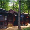 das Haupthaus der Einsiedelei Takamori