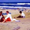 15. Ananda kennt die Fischer bei Madras