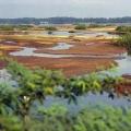 3. ... liegt am am Kavery Ganga