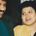 Deepal und Sunethra Sooriyaarachchi